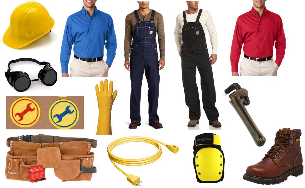 TF2 Engineer Costume