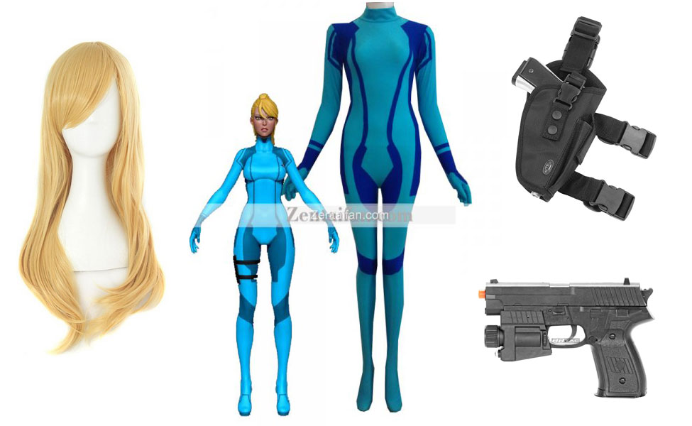 Zero Suit Samus Costume Diy Guides For Cosplay Halloween