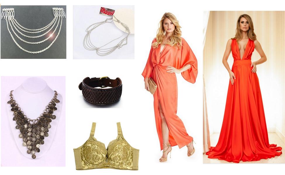 Ellaria Sand Costume