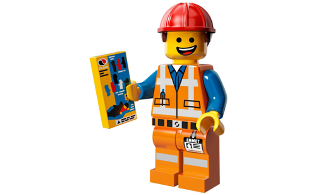 Emmet Brickowski. In The Lego Movie ...  sc 1 st  Carbon Costume & Emmet Brickowski Costume | DIY Guides for Cosplay u0026 Halloween