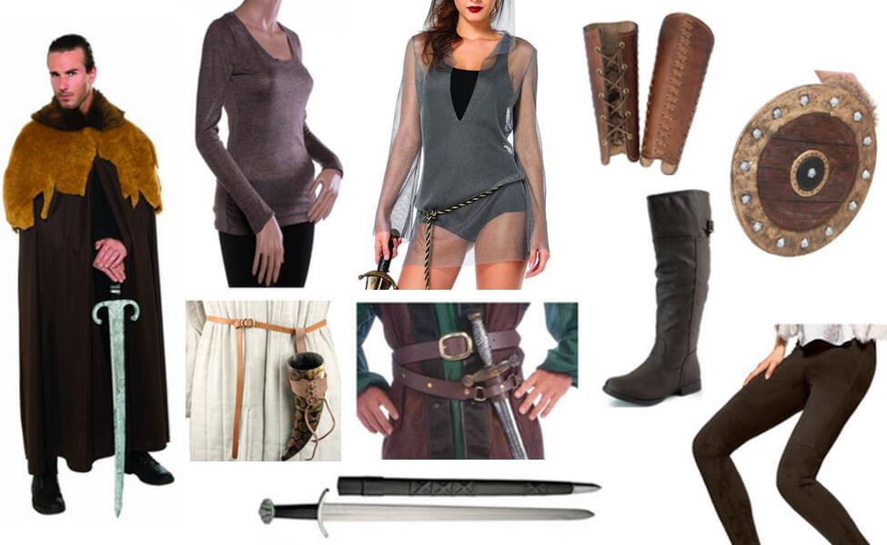 Lagertha Costume
