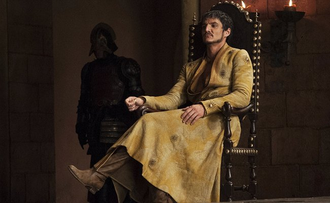 oberyn martell costume diy guides for cosplay halloween. Black Bedroom Furniture Sets. Home Design Ideas