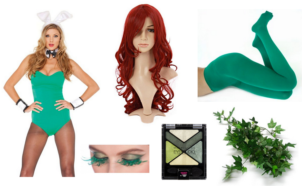 Poison Ivy Costume  sc 1 st  Carbon Costume & Poison Ivy Costume | DIY Guides for Cosplay u0026 Halloween
