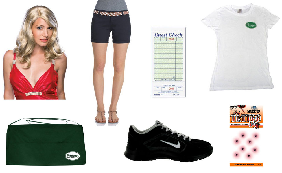 Sookie Stackhouse Costume