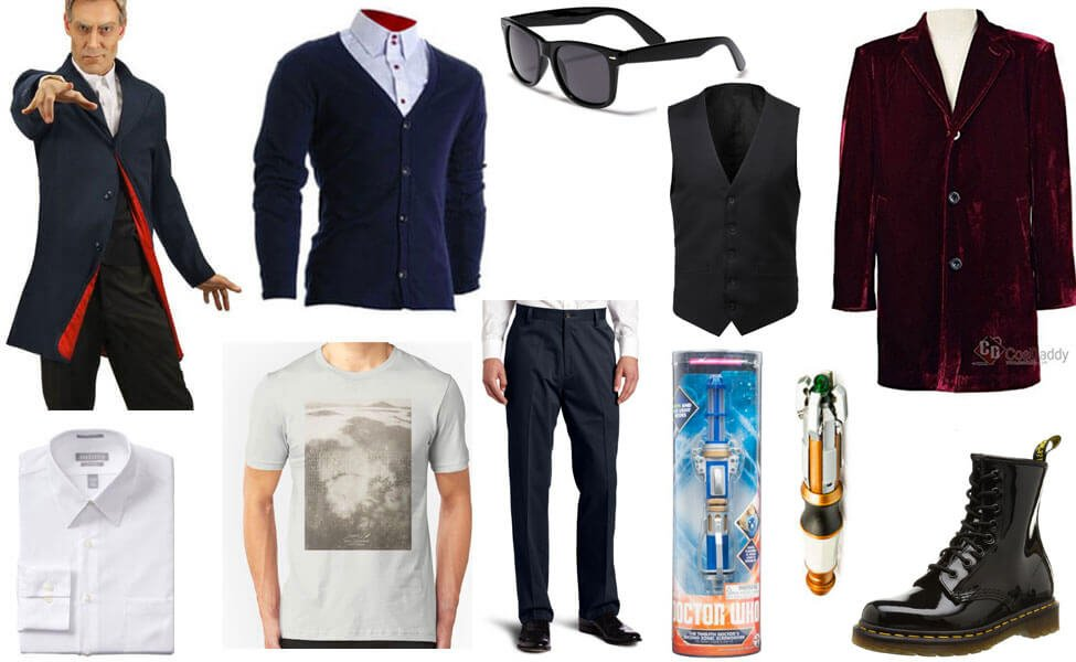 The 12th Doctor Costume