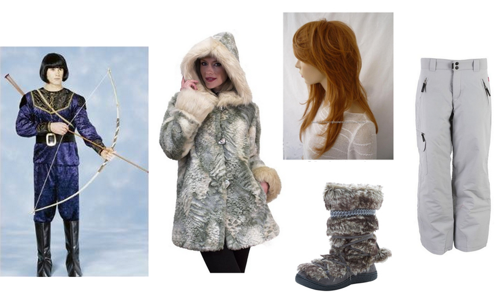 Ygritte Costume