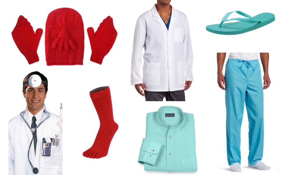 Zoidberg Costume