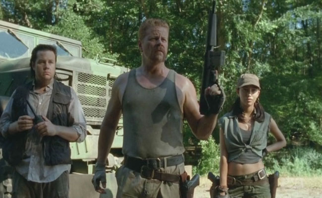 Abraham Ford and Rosita Espinosa