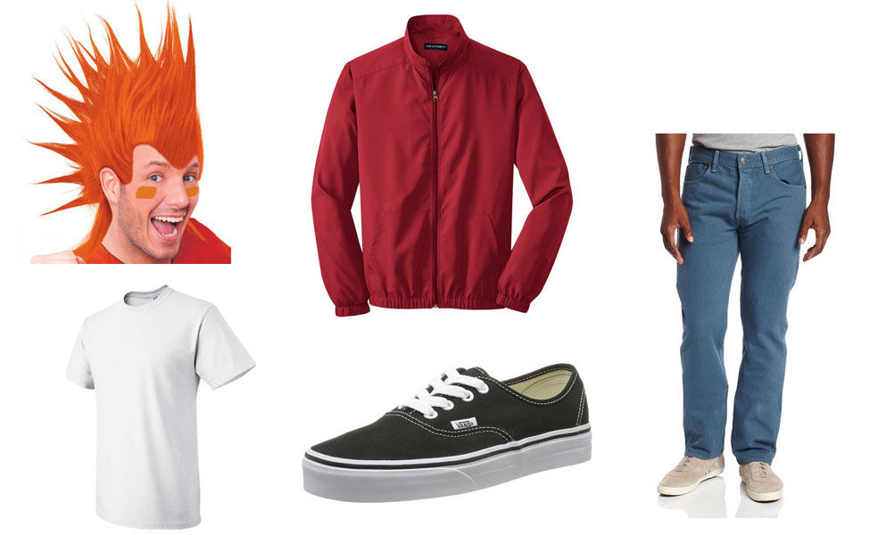 Philip J. Fry Costume  sc 1 st  Carbon Costume & Philip J. Fry Costume | DIY Guides for Cosplay u0026 Halloween