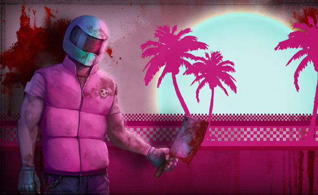 Hotline Miami Biker
