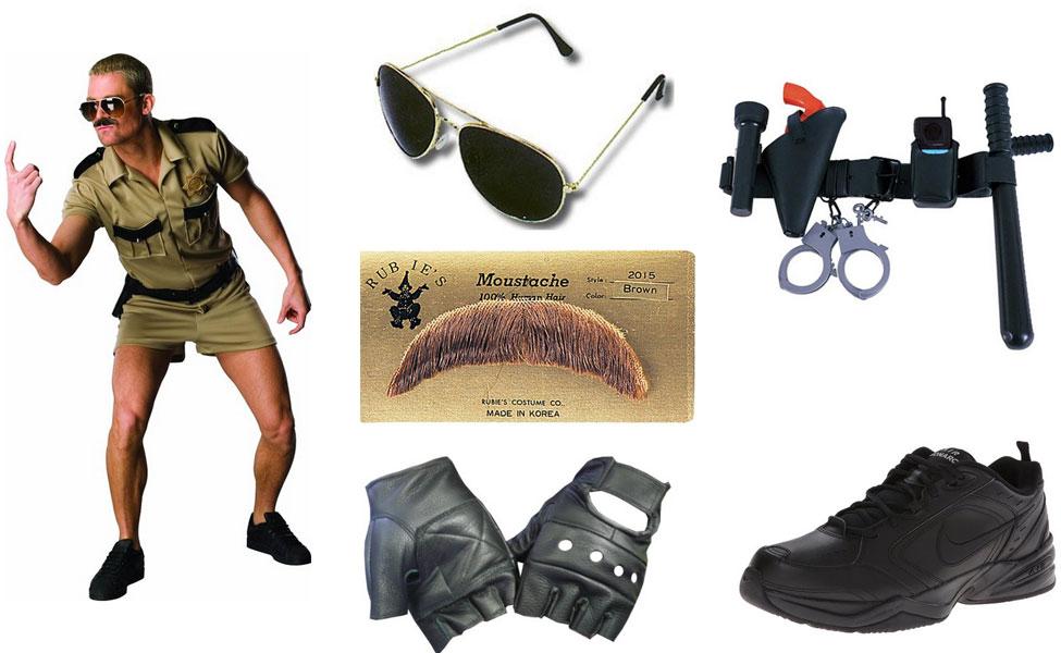 Lt. Jim Dangle Costume