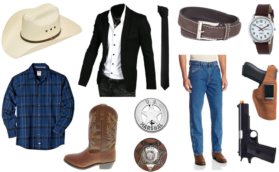 Raylan Givens Costume