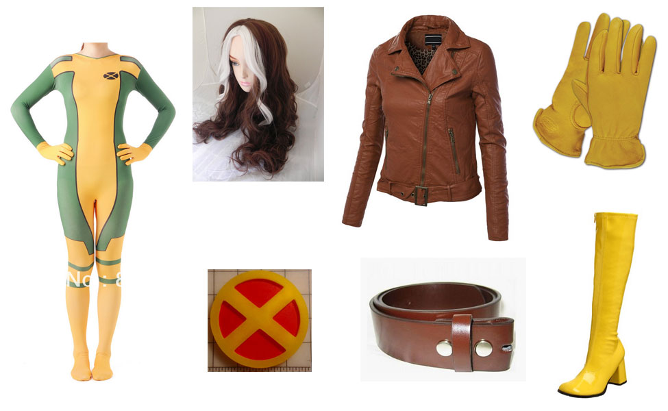 Rogue Costume