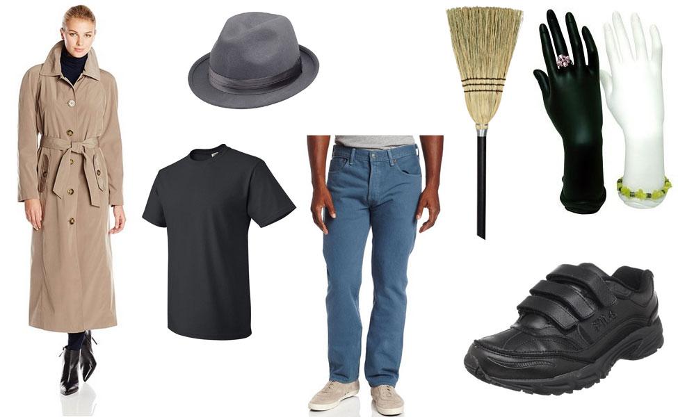 Vincent Adultman Costume