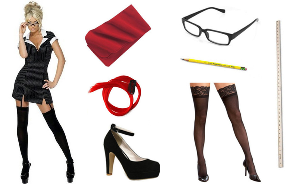 Headmistress Fiora Costume