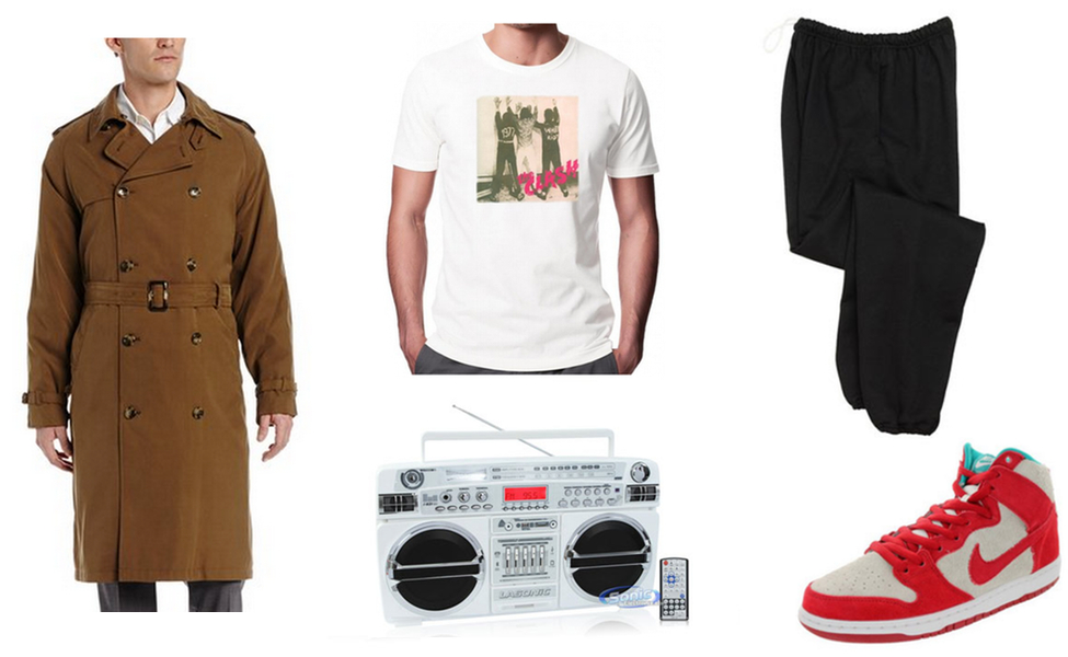 Lloyd Dobler in Say Anything… Costume