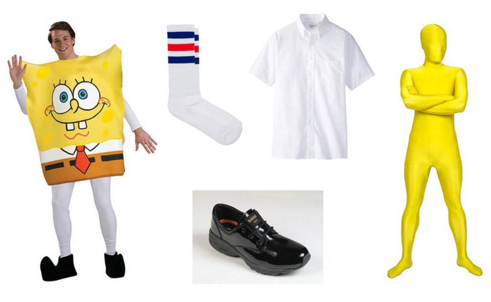 spongebob squarepants costume diy guides for cosplay
