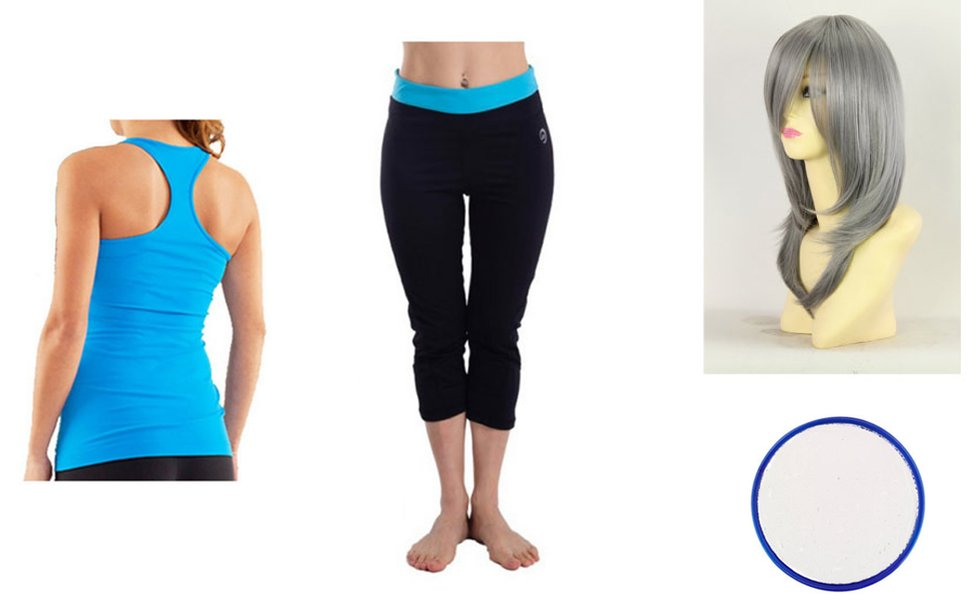 Wii Fit Trainer Costume