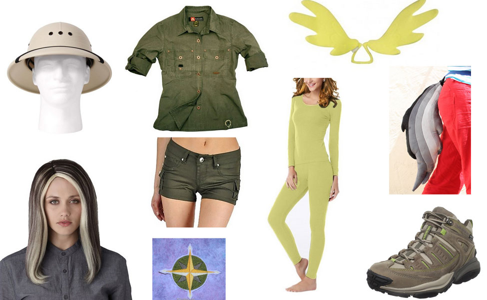 Daring Do Costume