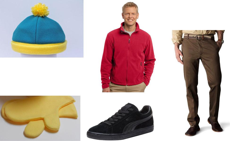 Eric Cartman Costume