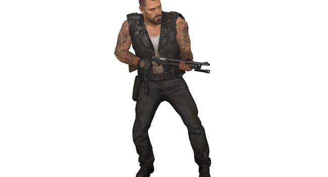 Francis from Left 4 Dead