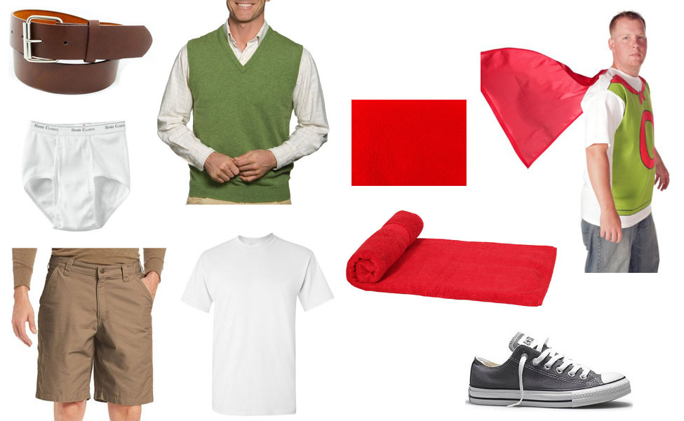 Quailman Costume | DIY Guides for Cosplay & Halloween Quailman Costume
