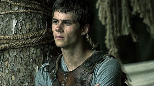 Thomas from The Maze Runner