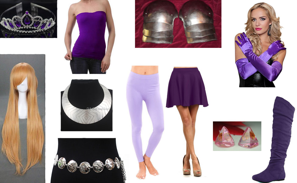Amethyst: Princess of Gemworld Costume