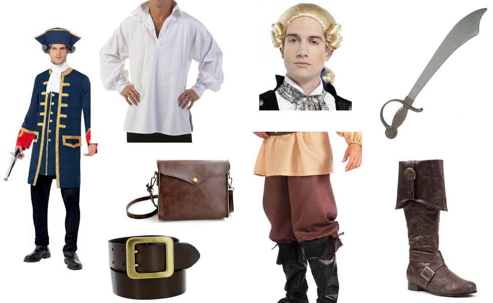 Guybrush Threepwood Costume