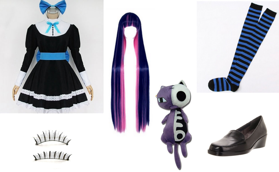 Stocking Anarchy Costume