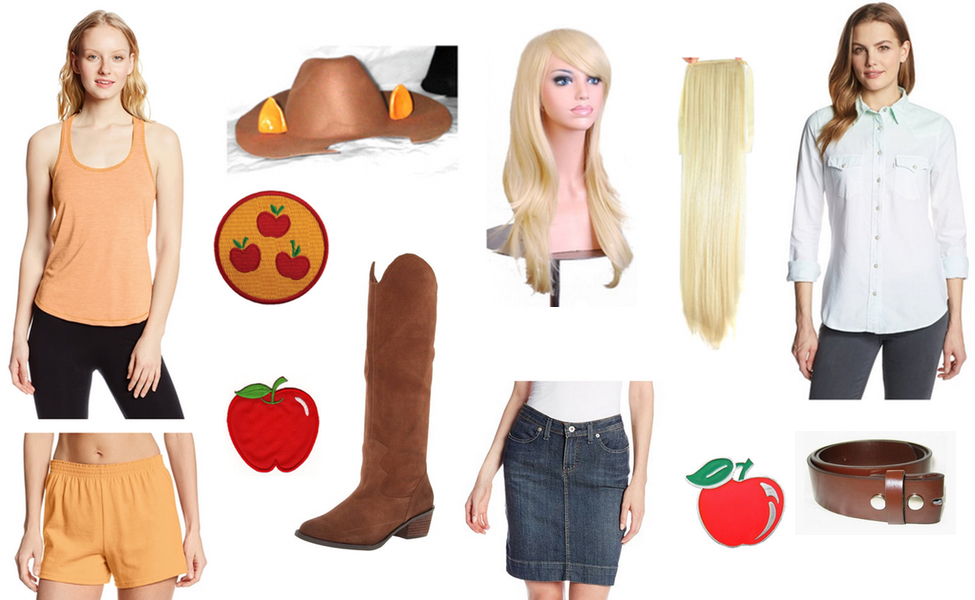 Applejack Costume
