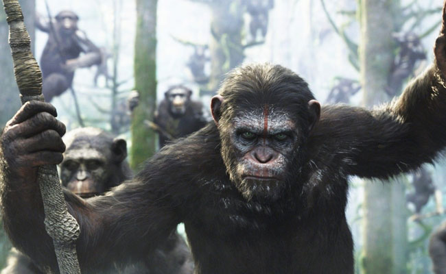 Caesar from Dawn of the Planet of the Apes