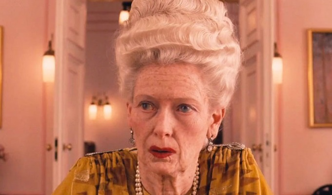 Madame D from The Grand Budapest Hotel