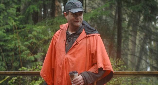 Lieutenant Everett Backstrom