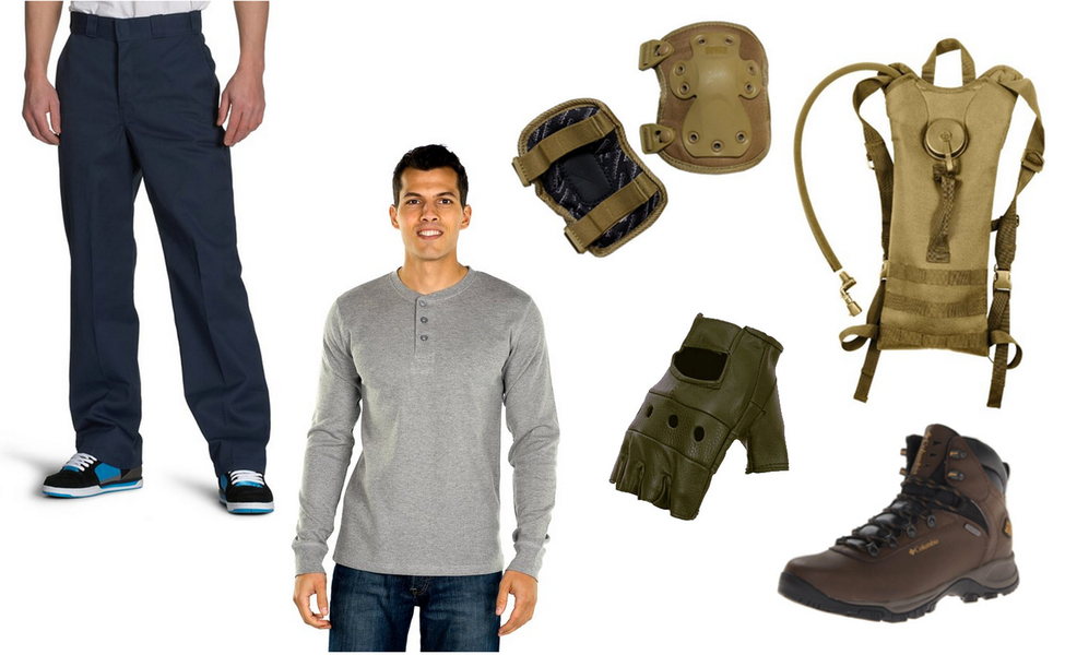 Thomas from the maze runner costume diy guides for cosplay thomas from the maze runner costume solutioingenieria Choice Image