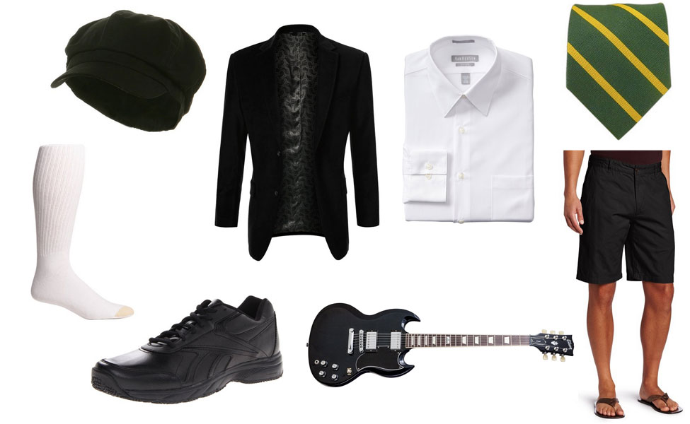 angus young costume diy guides for cosplay halloween. Black Bedroom Furniture Sets. Home Design Ideas