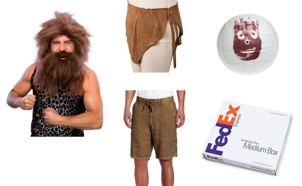 Chuck Noland in Cast Away Costume