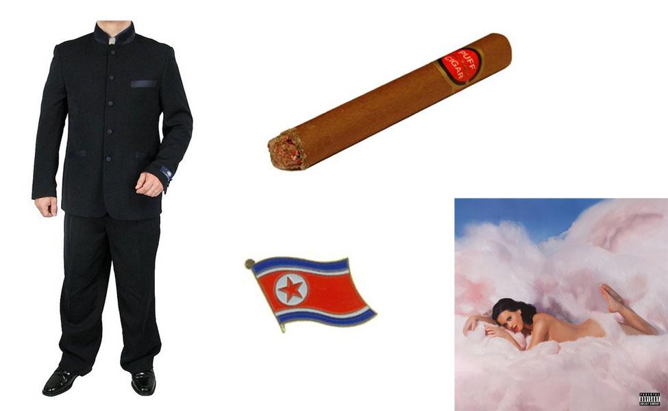 Kim Jong-Un Costume