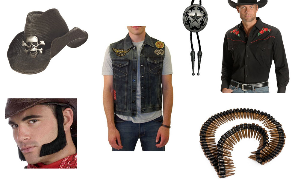 Lemmy Kilmister Costume
