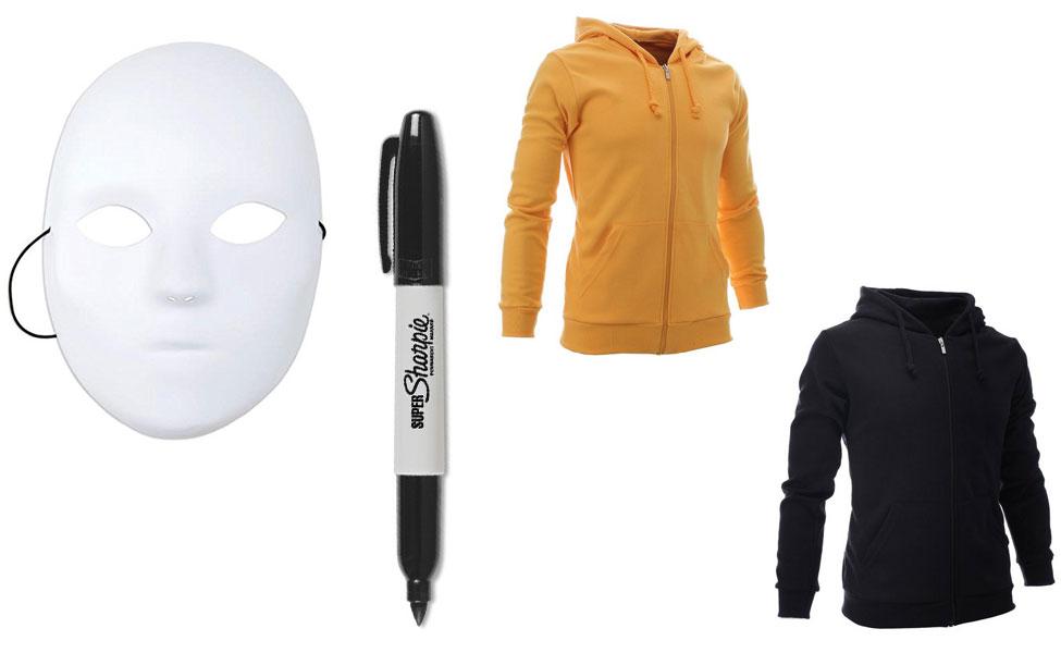Masky Costume