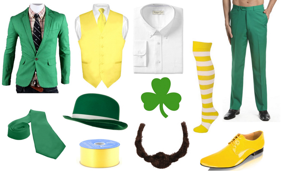 Notre Dame Fighting Irish Leprechaun Costume