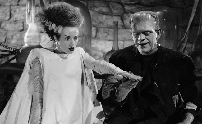 The Bride Of Frankenstein Costume Diy Guides For Cosplay Halloween