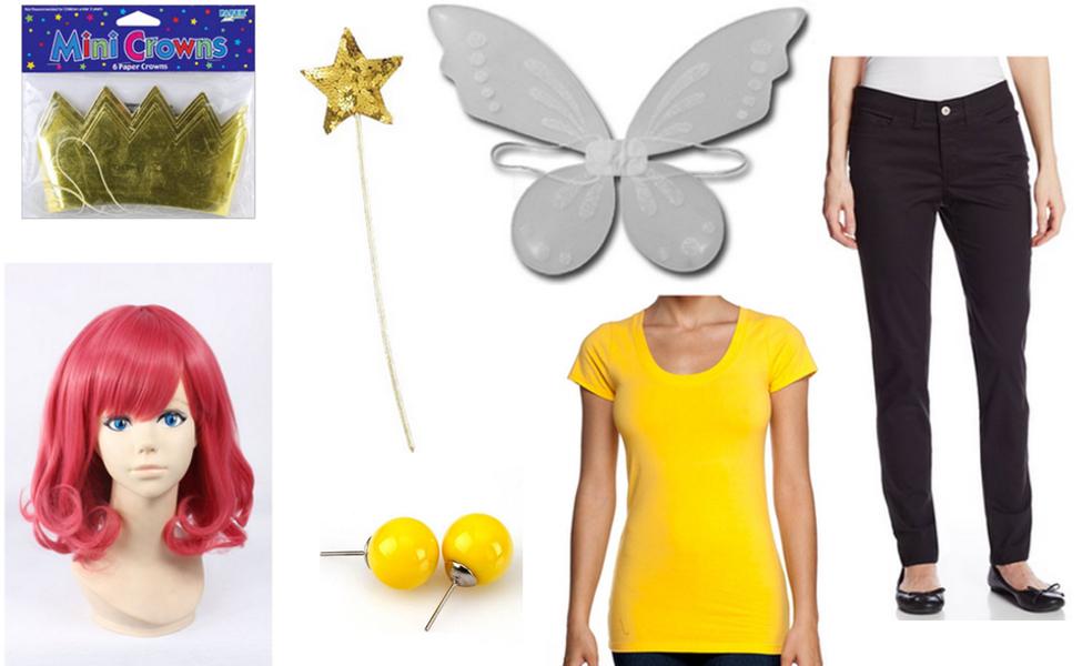 Wanda Venus Fairywinkle-Cosma Costume