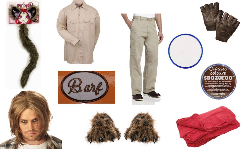 Barf Costume