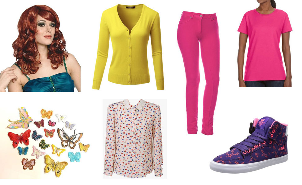 Unbreakable Kimmy Schmidt Costume
