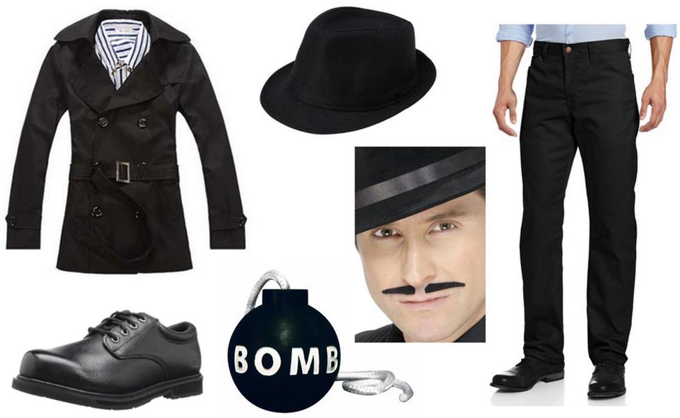 Boris Badenov Costume