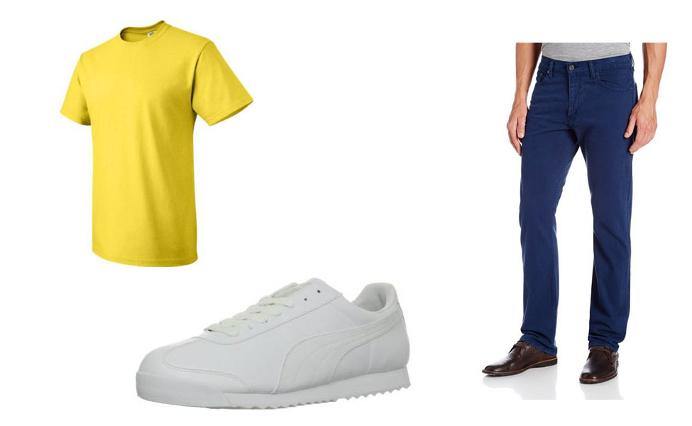 Morty Smith Costume