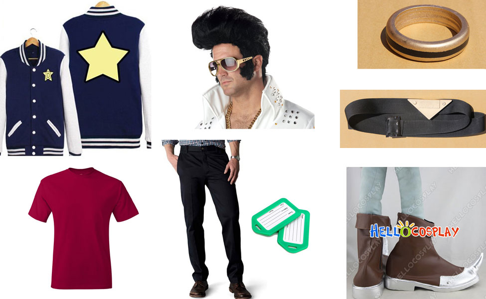 Space Dandy Costume