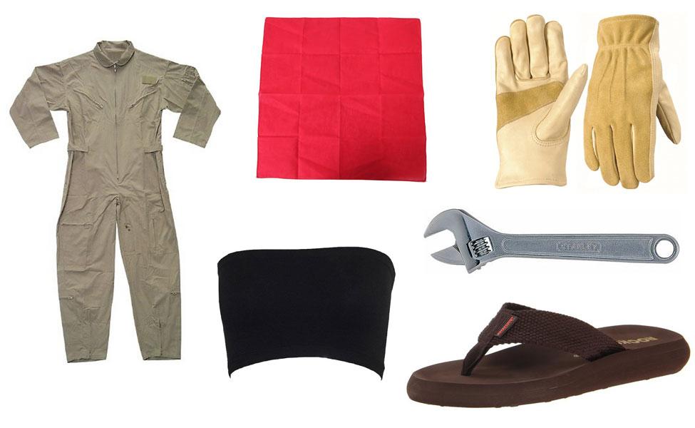 Winry Rockbell Costume