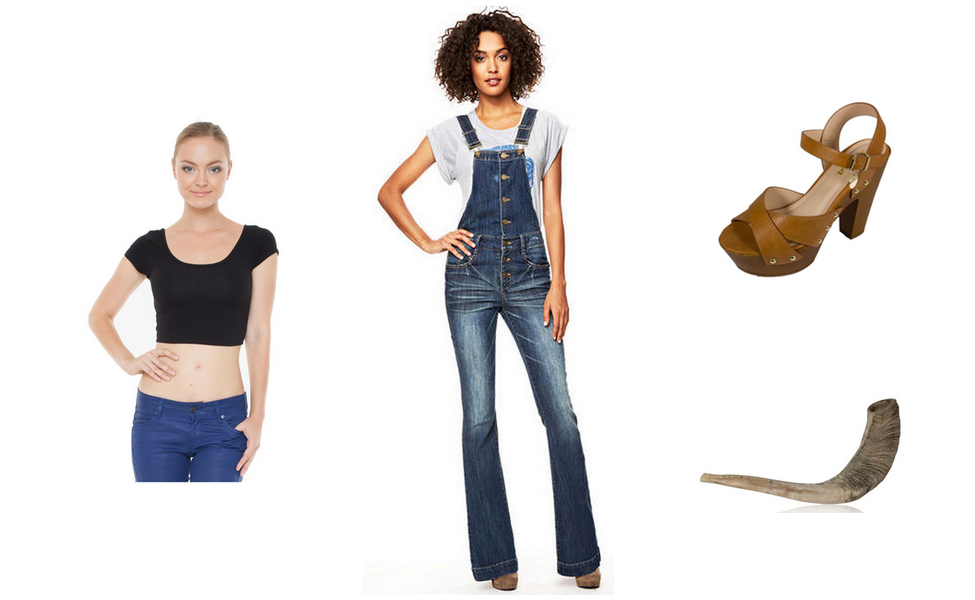 Donna from Wet Hot American Summer Costume